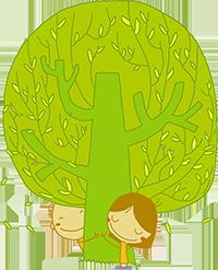 Cây xanh công trình – Mẫu giao diện cây xanh đẹp
